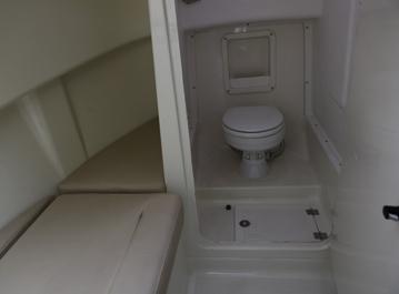 26 feet Fishing Boat with bathroom?