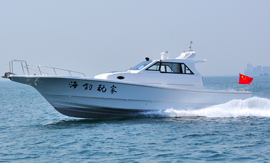 40 ft fishing boat manufacturer